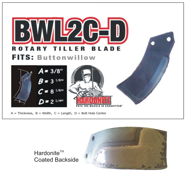 BWL2C-D (LH) Fits Buttonwillow
